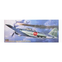 HASEGAWA 51316 1/72 Mitsubishi A6M3 Zero Fighter Type 32