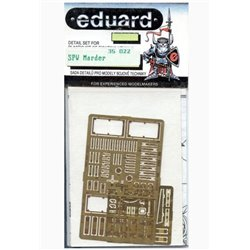 EDUARD 35022 Photo Etched 1/35 SPW Marder