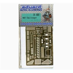EDUARD 35080 Photo Etched 1/35 MBT Challenger For Tamiya