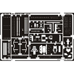 EDUARD 35256 Photo Etched 1/35 M-20 Scout Car For Italeri