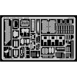 EDUARD 35470 Photo Etched 1/35 Achilles Mk.IIc For AFV-Club