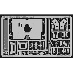 EDUARD 35474 Photo Etched 1/35 M3 Grant with late fender type For Tamiya