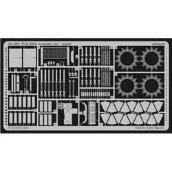EDUARD 35509 Photo Etched 1/35 M-8 HMC exterior For Tamiya