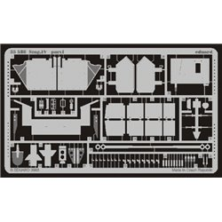 EDUARD 35588 Photo Etched 1/35 StuG.IV For Italeri