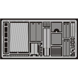 EDUARD 35960 Photo Etched 1/35 Sturmtiger interior For Revell