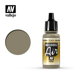 Vallejo 71.311 Model Air IJN Gris Cendre – IJN Ash Grey 17 ml