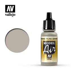Vallejo 71.312 Model Air IJN Gris Moyen – IJN Medium Grey 17 ml