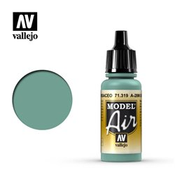Vallejo 71.319 Model Air A-28M Bleu Grisâtre – A-28M Greyish Blue 17 ml