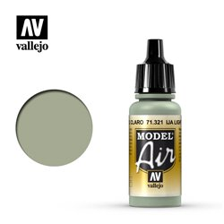 Vallejo 71.321 Model Air IJA Gris Vert Clair – IJA Light Grey Green 17 ml