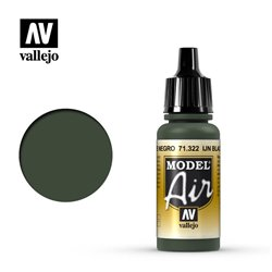 Vallejo 71.322 Model Air IJN Noir Vert – IJN Black Green 17 ml