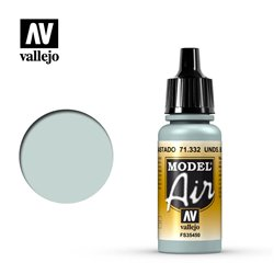 Vallejo 71.332 Model Air Bleu Passé – Underside Blue Faded 17ml