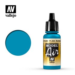 Vallejo 71.333 Model Air Russian AF Blue 17ml