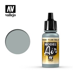 Vallejo 71.338 Model Air Russian Gris Bleu – AF Grey Blue 17ml
