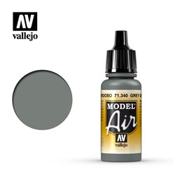Vallejo 71.340 Model Air Gris Vert – Grey Green 17ml