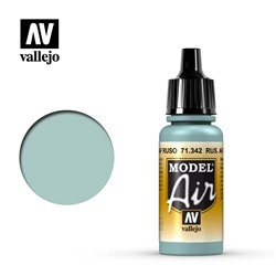 Vallejo 71.342 Model Air Russian AF Bleu Clair – Light Blue 17ml