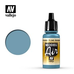 Vallejo 71.343 Model Air Russian AF Gris – Grey N.7 17ml