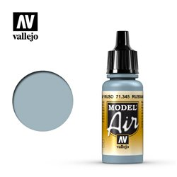 Vallejo 71.345 Model Air Russian AF Gris – Grey N.8 17ml