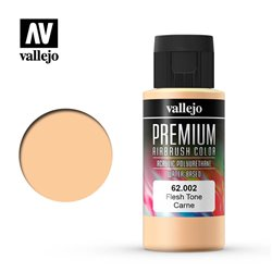 Vallejo 62.002 Premium Airbrush Color Chair – Fleshtone 60ml