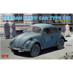 RYE FIELD MODEL RM-5023 1/35 German Staff Car Type 82E w/full interior