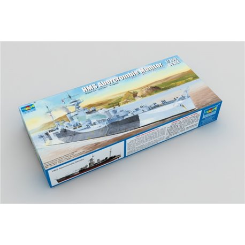 TRUMPETER 05336 1/350 HMS Abercrombie Monito*