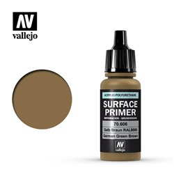 VALLEJO 70.606 Surface Primer Ger. Green Brown Color 17 ml.