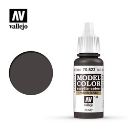 Vallejo 70.822 Model Color 150 German Camo Black Brown FS37056 17ml