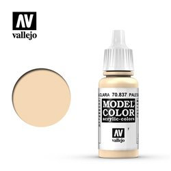 Vallejo 70.837 Model Color 007 Sable Clair - Pale Sand FS33798 17ml