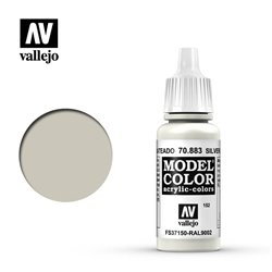 Vallejo 70.883 Model Color 152 Silvergrey FS37150 17ml