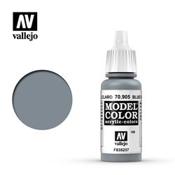 Vallejo 70.905 Model Color 156 Bluegrey Pale FS35237 17ml