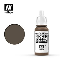 Vallejo 70.941 Model Color 148 Burnt Umber 17ml