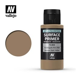 VALLEJO 73.604 Surface Primer Ger. Dark Yellow Color 60 ml.