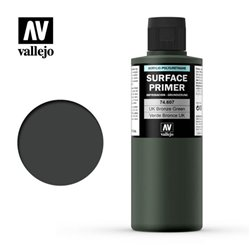 VALLEJO 74.607 Model Color Surface Primer U.K. Bronze Green 200ml