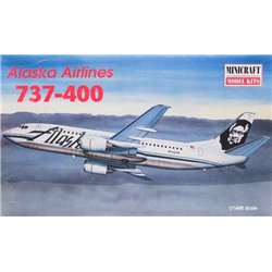 MINICRAFT 14479 1/144 Alaska Airlines 737-400