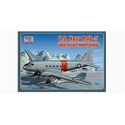"MINICRAFT 14527 1/144 US Navy R4D-5 ""Operation High Jump"""