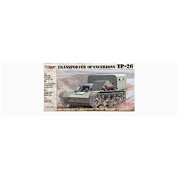 MIRAGE HOBBY 72608 1/72 TP-26 ARMOURED PERSONNEL CARRIER