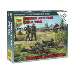 ZVEZDA 6216 1/72 German Anti-Tank Rifle Team