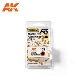 AK INTERACTIVE AK8114 1/35 ALAMO POPLAR WINTER