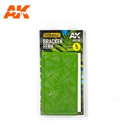 AK INTERACTIVE AK8136 1/35 1/32 BRACKEN FERN