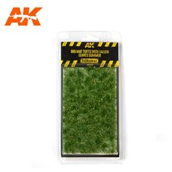 AK INTERACTIVE AK8139 1/35 DIO-MAT TUFTS WITH FALLEN LEAVES SUMMER