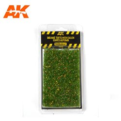 AK INTERACTIVE AK8140 1/35 DIO-MAT TUFTS WITH FALLEN LEAVES AUTUMN