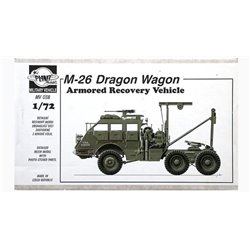 PLANET MODELS MV038 1/72 M-26 Dragon Wagon Armoured Recovery Vehicle