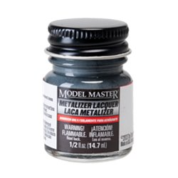 TESTORS MODEL MASTER 1402 Metalizer Lacquer Stainless Steel – Flat 14,7ml