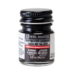 TESTORS MODEL MASTER 1404 Metalizer Lacquer Titanium – Flat 14,7ml