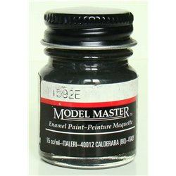 TESTORS MODEL MASTER 1592 Enamel Black Gray RAL7021 Semi Gloss 14,7ml