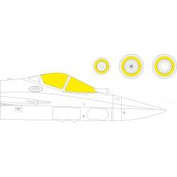 TESTORS MODEL MASTER 4721 Acrylic Insignia Yellow 14,7ml