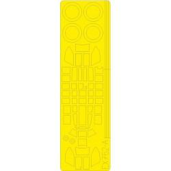 TESTORS MODEL MASTER 4736 Acrylic Interior Green Matt 14,7ml