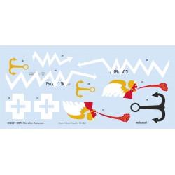 TESTORS MODEL MASTER 4779 Acrylic Schwarzgrau RLM 66 Matt 14,7ml