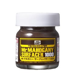 GUNZE SF290 Mr. Mahogany Surfacer 1000 (40 ml)