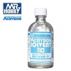 GUNZE T302 Acrysion Thinner (110 ml)