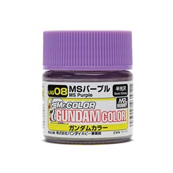 GUNZE UG08 Gundam Color (10ml) MS Purple